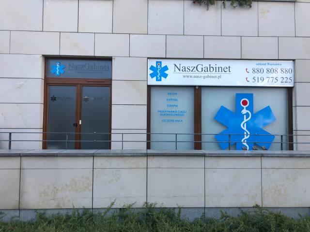Ośrodek detoksu alkoholowego NGM Warszawa