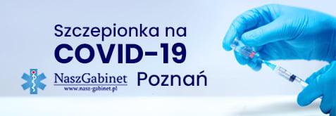 szczepionka na koronawirus - Poznań