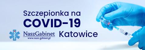 szczepionka na koronawirus - Katowice