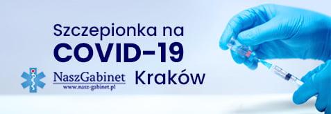 szczepionka na koronawirus - Kraków