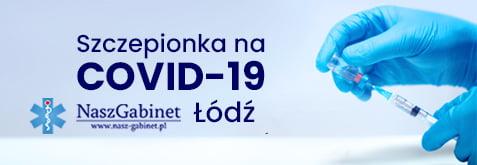 szczepionka na koronawirus - Łódź