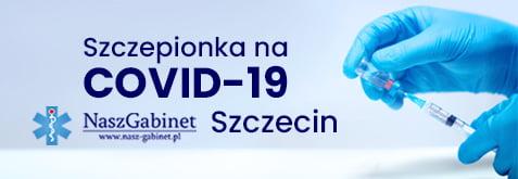szczepionka na koronawirus - Szczecin
